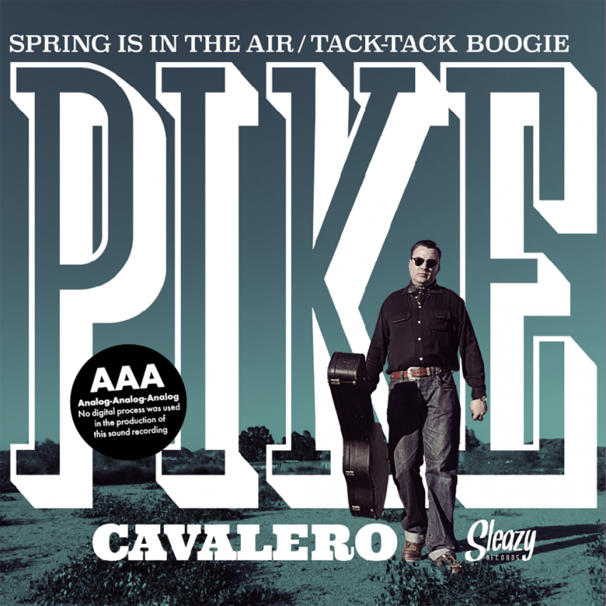 Spring is in the air / Tack-tack boogie - Pike Cavalero